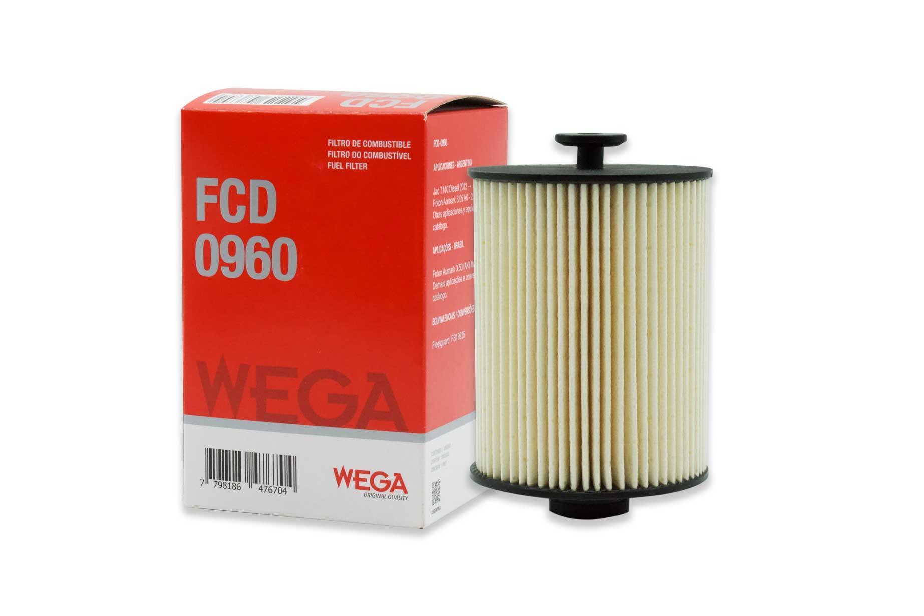 Código: FCD-0960