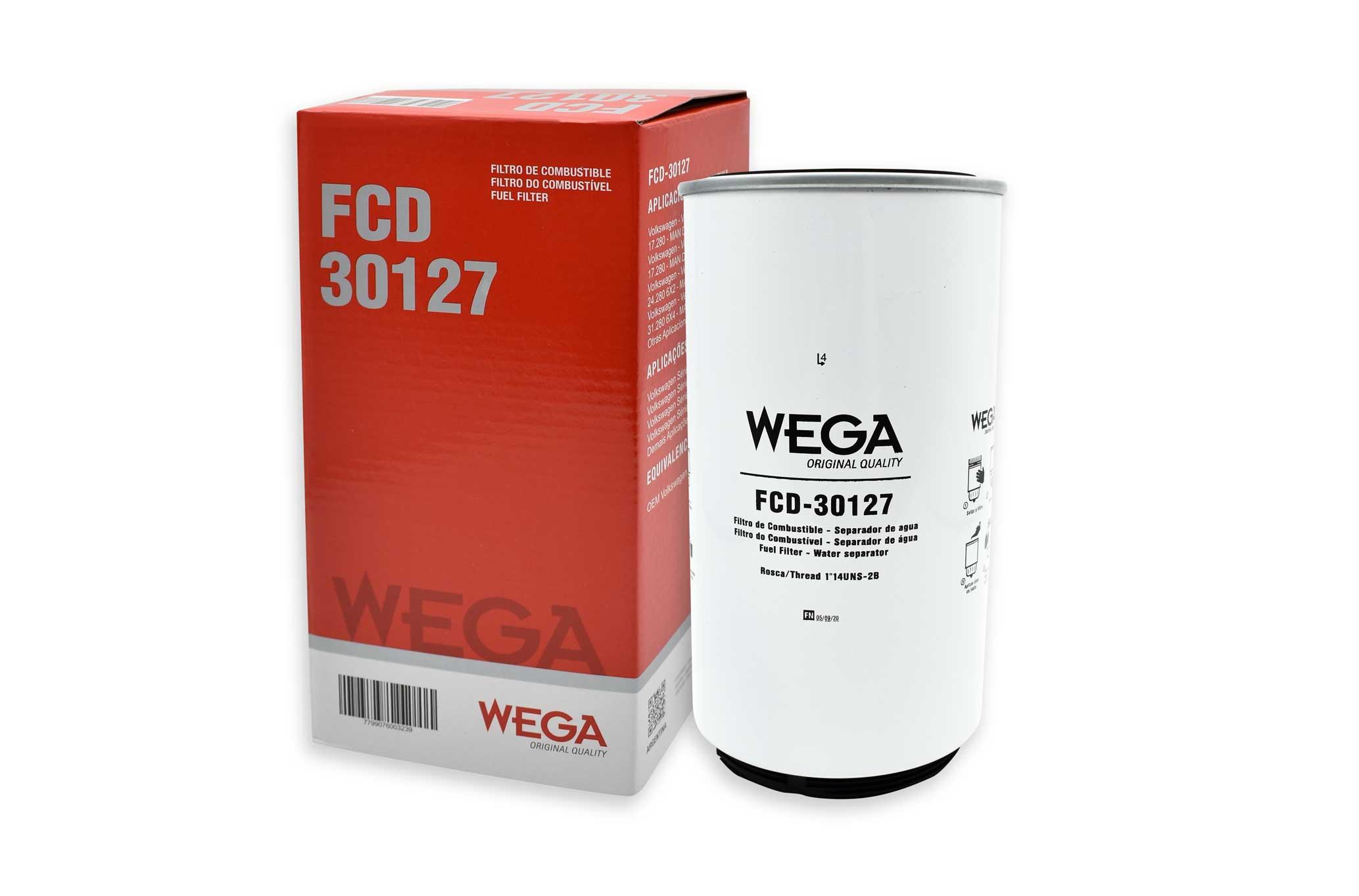 Código: FCD-30127