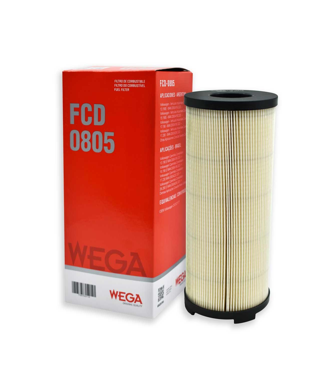 Código: FCD-0805