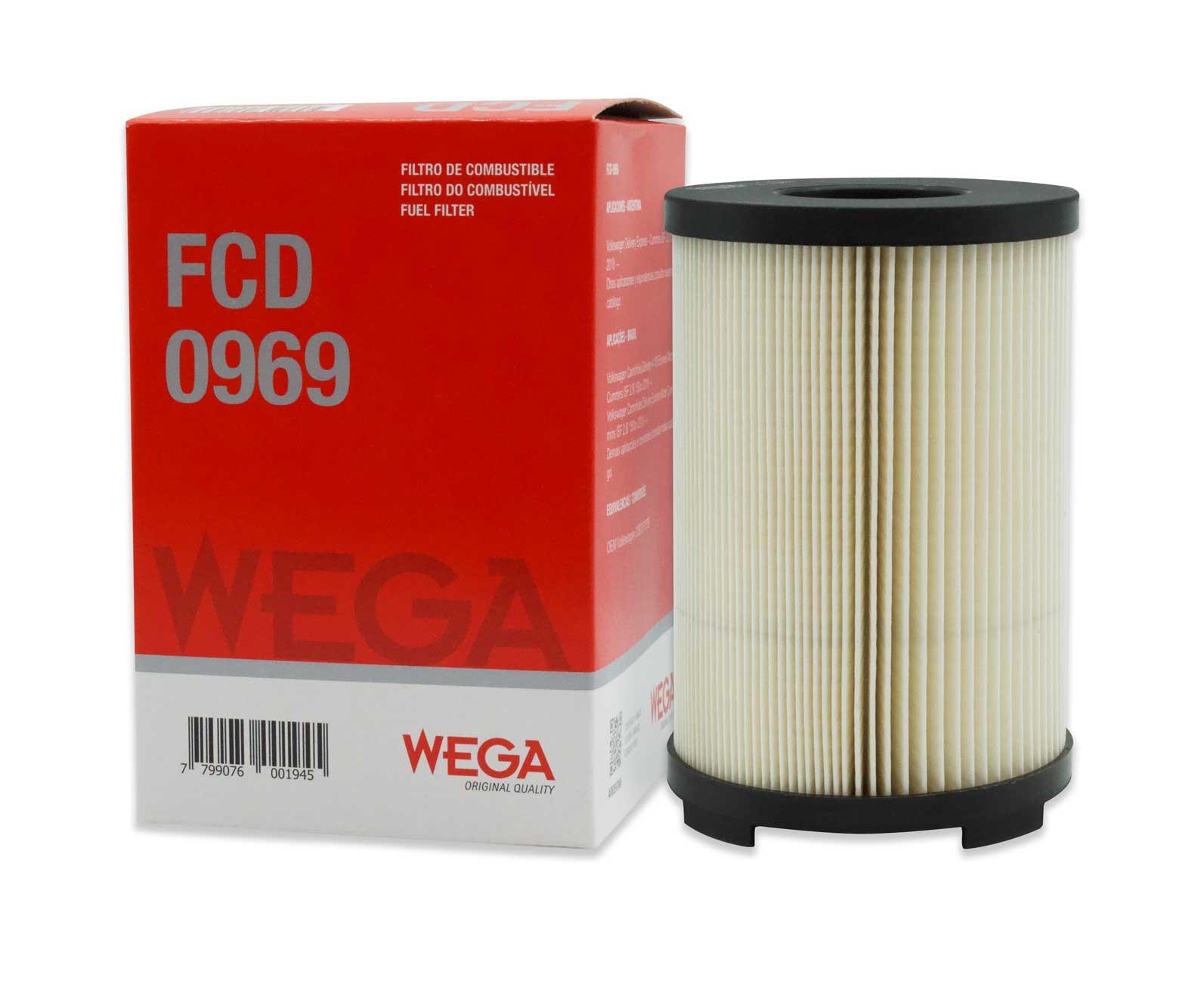 Código: FCD-0969