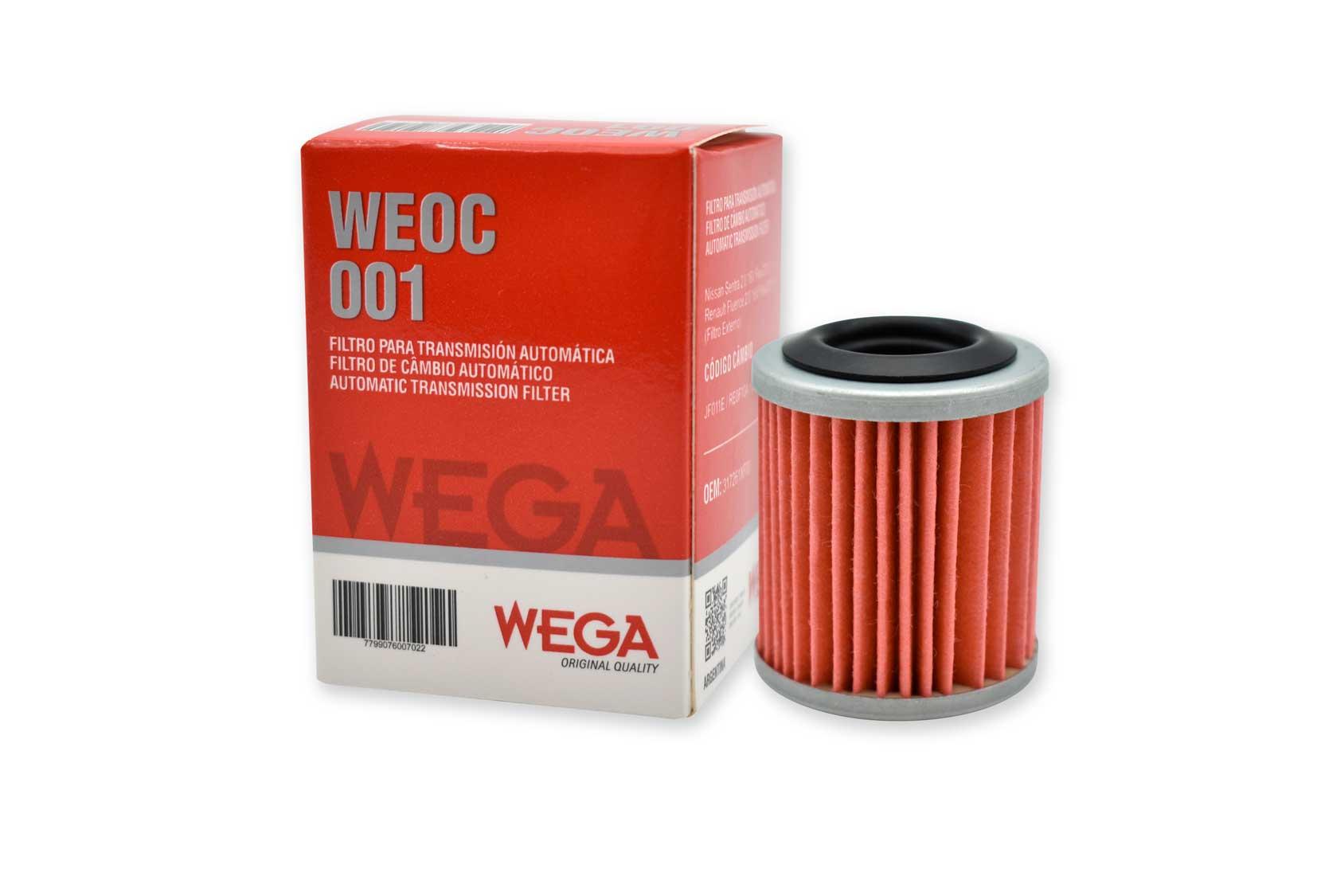 Código: WEOC-001
