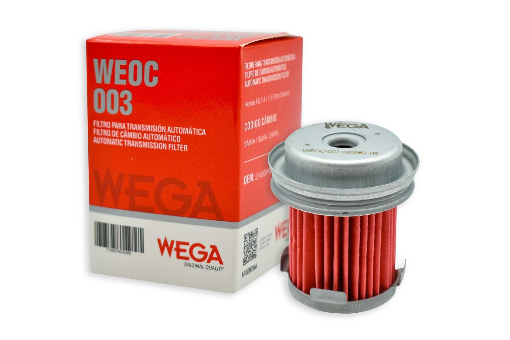 Código: WEOC-003