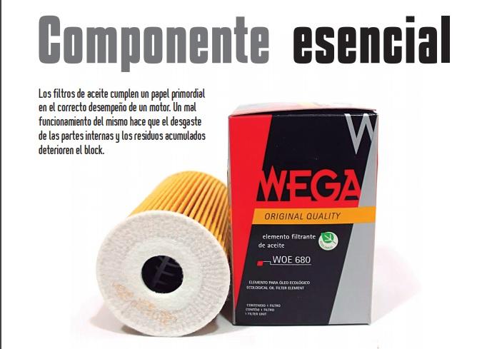 Wega, un componente esencial
