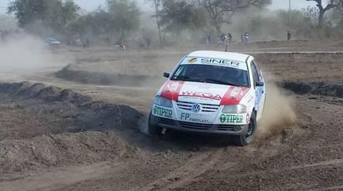 Ahualli triunfó en el Rally de Trancas