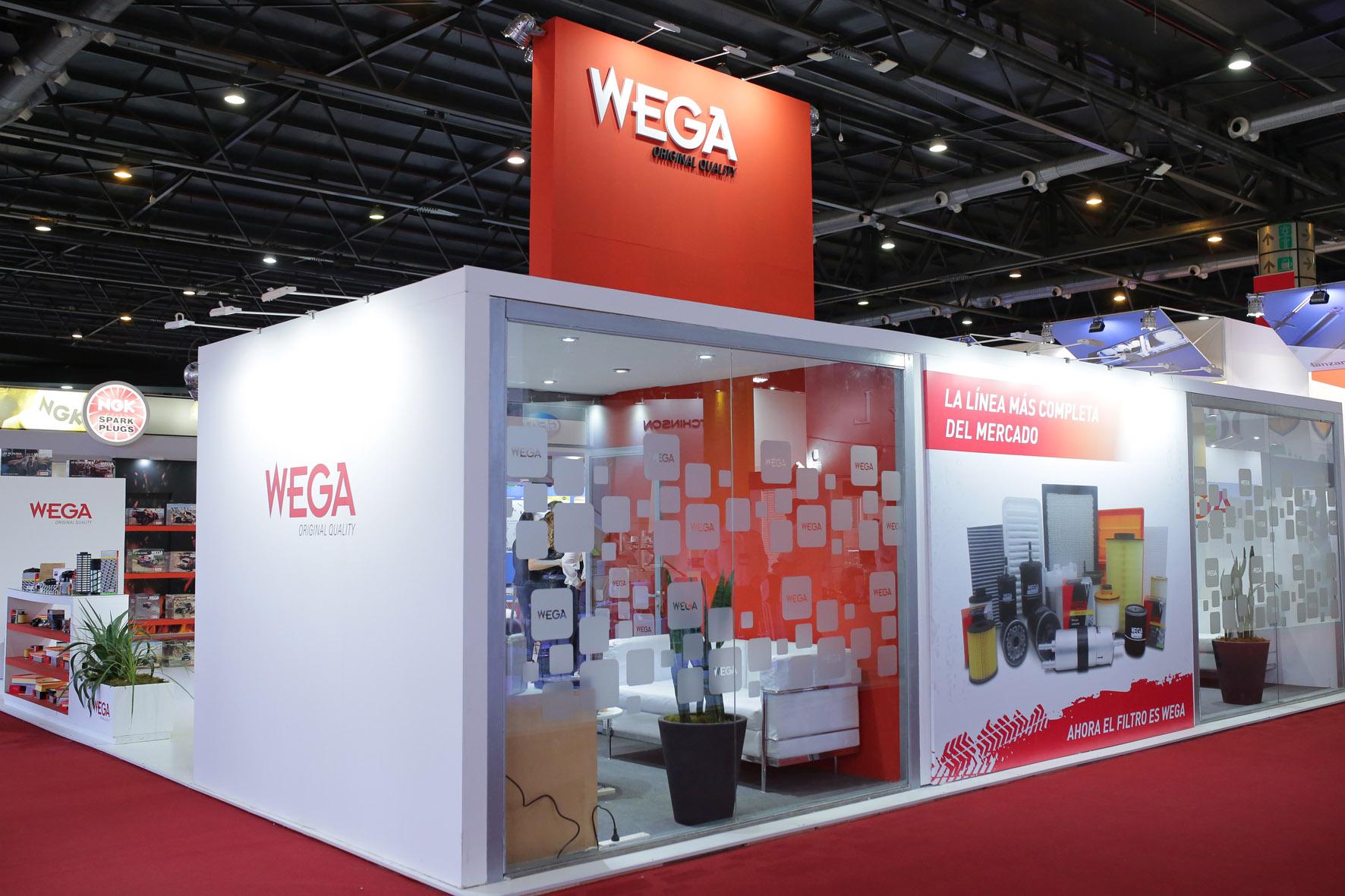 Wega estuvo presente en Automechanika 2018