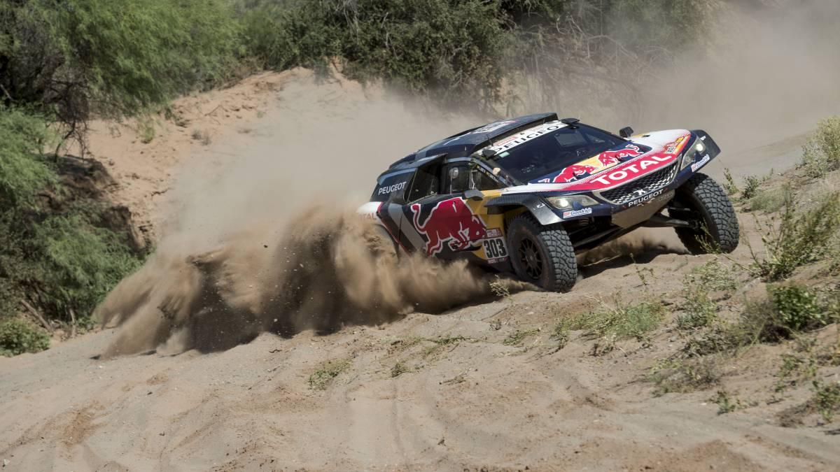 Wega participará en el Dakar 2019